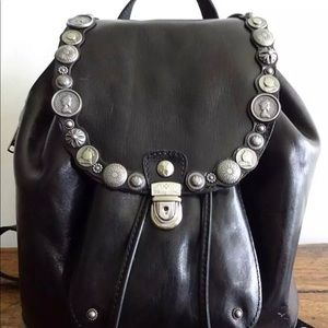 Patricia Nash Renaissance Coin Backpack